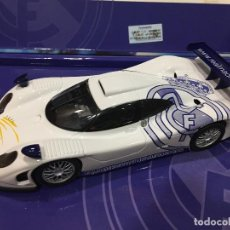 Slot Cars: PORSCHE REAL MADRID. Lote 78457829