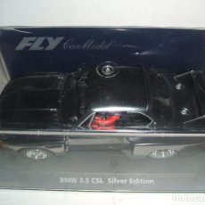 Slot Cars: BMW 3,5 CSL FLY REF.-88124. Lote 79775165