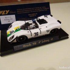 Slot Cars: FLY. PORSCHE 908. BP. 4º ZELTWEG 1969. REF. C-13. Lote 131643126