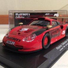 Slot Cars: PORSCHE 911 PLAYBOY . Lote 80533533