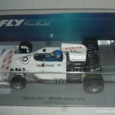 Slot Cars: MARCH 761 DE FLY REF.-88316. Lote 81584644