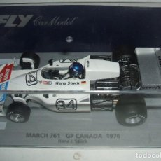 Slot Cars: MARCH 761 DE FLY REF.-88256. Lote 81584712