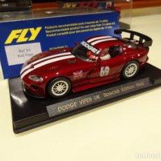 Slot Cars: FLY. VIPER. ED. LTA. UK. REF. E-4. Lote 83338156