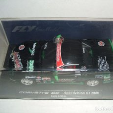 Slot Cars: CORVETTE C5 DE FLY REF.-88059. Lote 85062020