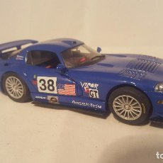 Slot Cars: COCHE SLOT - FLY CAR MODEL - VIPER GTS-R. Lote 85655624