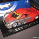 Slot Cars: 700104 - RILEY MK X1 DAYTONA 2011 DE FLYSLOT. Lote 160322890