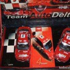 Slot Cars: TEAM-10 ALFA ROMEO 156 DE FLY REF.-96052. Lote 87473780