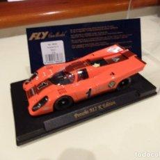 Slot Cars: FLY. PORSCHE 917 K . ED.LTA. JAGERMEIFTER. REF. S-52. Lote 87650992