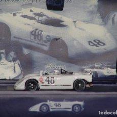 Slot Cars: PORSCHE 908 THUNDER 2º 12H SEBRING 1970 ED. ESPECIAL STEVE MQUEENDE FLY REF. SM1. Lote 87664060