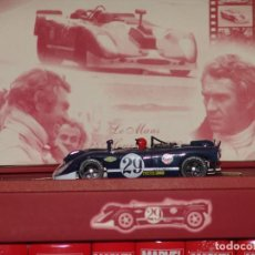 Slot Cars: PORSCHE 908 THUNDER 24H LE MANS 1970 ED. ESPECIAL STEVE MQUEEN DE FLY REF. SM2. Lote 87664164