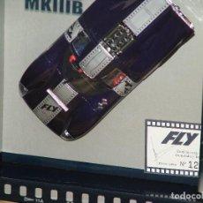 Slot Cars: FLY S2003 LOLA T70 MKIIIB ED. ESPECIAL CATALOGO 2003 DE FLY. Lote 87664924