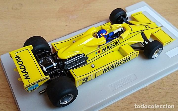 Slot Cars: FLY SLOT 058102 - LOTUS 78 GP AURORA 1979 EMILIO VILLOTA - Foto 4 - 92163990