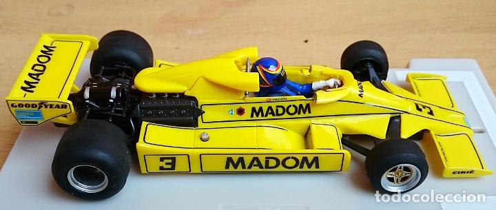 Slot Cars: FLY SLOT 058102 - LOTUS 78 GP AURORA 1979 EMILIO VILLOTA - Foto 6 - 92163990