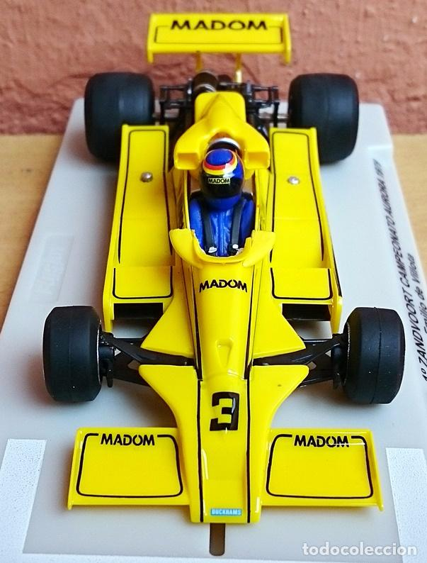 Slot Cars: FLY SLOT 058102 - LOTUS 78 GP AURORA 1979 EMILIO VILLOTA - Foto 9 - 92163990