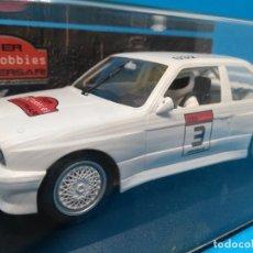 Slot Cars: FLY BMW M3 E30 2º ANIVERSARIO TIENDA U32 HOBBIES EDICIÓN LIMITADA 200 UNIDADES. Lote 94583779