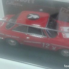 Slot Cars: ALFA-ROMEO GIULIA, PLAYBOY COLLECTION 12, ABRIL DE 1993, TONJA CHRISTENSEN.. Lote 96364603