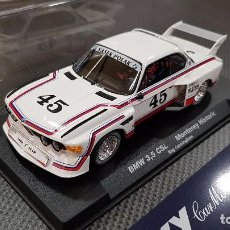 Slot Cars: FLY SLOT SCALEXTRIC - BMW 3.5 CSL MONTEREY HISTORIC REF 96036. Lote 96424951