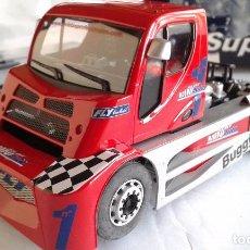 Slot Cars: FLY CAR MODEL CAMIÓN TRUCK BUGGYRA MK 002 EDICIÓN ESPECIAL MINIAUTO. VÁLIDO SCALEXTRIC. Lote 96626159