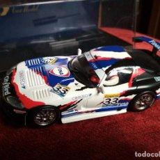 Slot Cars: CHRYSLER VIPER GTS-R 3º SILVERSTONE 1999 FLY CAR MODEL NUEVO EN CAJA. Lote 97399775