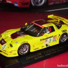 Slot Cars: CORVETTE C5R PETIT LE MANS 2002, DE FLY. . Lote 97817783