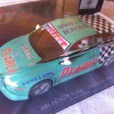 Slot Cars: SCALEXTRIC FLY CAR MODEL ALFA ROMEO 147 GTA CUP CHALLENGE 2003. Lote 98369247