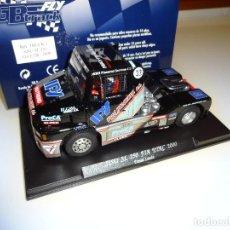Slot Cars: SCALEXTRIC. FLY. SISU SL 250 FIA ETRC 2000. REF. TRUCK 1. Lote 99899003