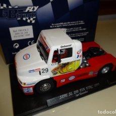 Slot Cars: SCALEXTRIC. FLY. SISU SL 250 FIA ETRC 1999. REF. TRUCK 2. Lote 99899055