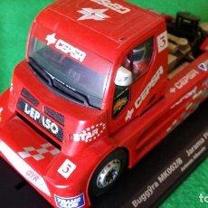 Slot Cars: CAMION BUGGŸRA MK002/B – JARAMA FIA ETRC 2003 – FLY GB TRACK. Lote 99959539
