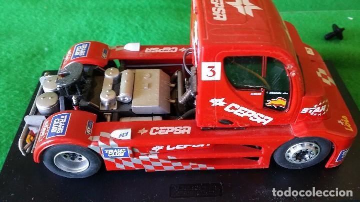 Slot Cars: Camion Buggÿra MK002/B – Jarama FIA ETRC 2003 – Fly GB Track - Foto 3 - 99959539