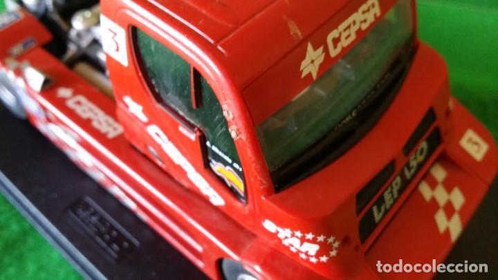 Slot Cars: Camion Buggÿra MK002/B – Jarama FIA ETRC 2003 – Fly GB Track - Foto 5 - 99959539