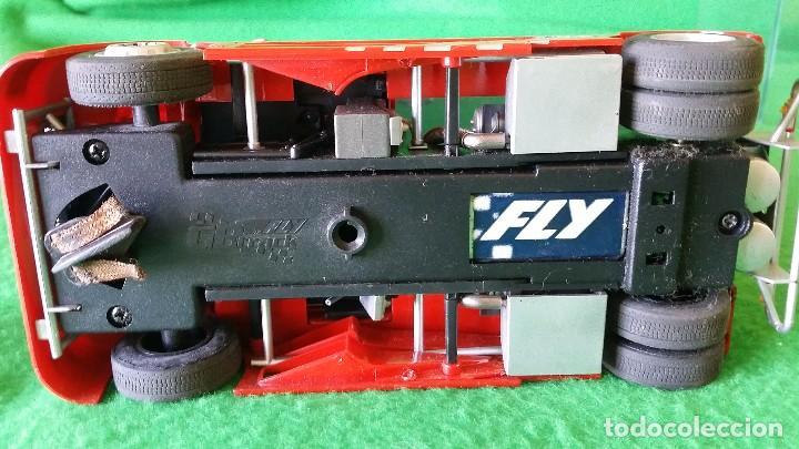 Slot Cars: Camion Buggÿra MK002/B – Jarama FIA ETRC 2003 – Fly GB Track - Foto 6 - 99959539