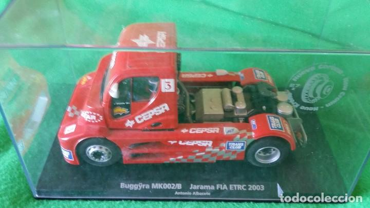 Slot Cars: Camion Buggÿra MK002/B – Jarama FIA ETRC 2003 – Fly GB Track - Foto 7 - 99959539