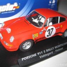 Slot Cars: 036107 - PORSCHE 911 S RALLY MONTECARLO 1969 DE FLYSLOT. Lote 151433065