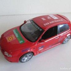Slot Cars: ALFA ROMEO 147 GTA, ORIGINAL FLY SLOT 1:32, EDICIÓN LIMITADA MADRID DIARIO, NUEVO PERFECTO. Lote 101185547
