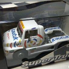Slot Cars: FLY CAMION SISU FIA ETRC 1995 REF. TRUCK 4L. Lote 101577254