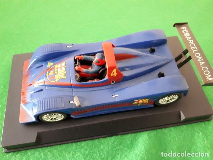 LOLA B98/10 – FUTBOL CLUB BARCELONA – FLY CAR MODEL (Juguetes - Slot Cars - Fly)