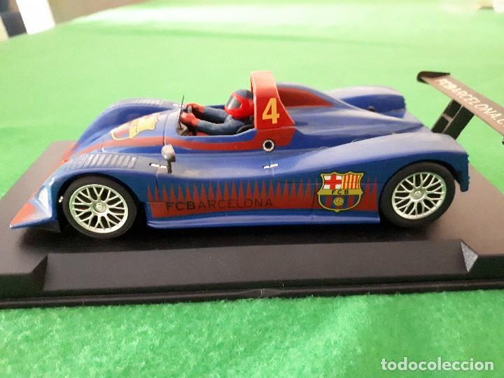 Slot Cars: Lola B98/10 – Futbol Club Barcelona – Fly Car Model - Foto 2 - 105830759