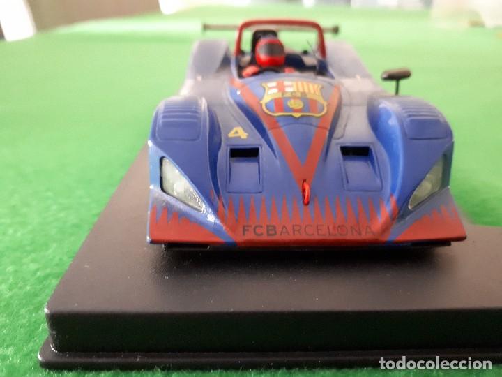 Slot Cars: Lola B98/10 – Futbol Club Barcelona – Fly Car Model - Foto 3 - 105830759