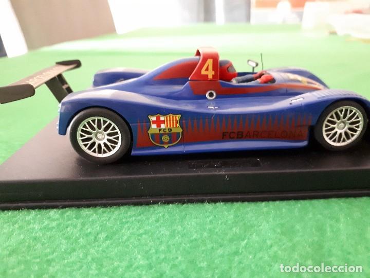 Slot Cars: Lola B98/10 – Futbol Club Barcelona – Fly Car Model - Foto 4 - 105830759