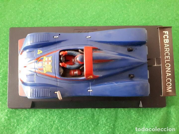 Slot Cars: Lola B98/10 – Futbol Club Barcelona – Fly Car Model - Foto 6 - 105830759