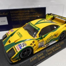 Slot Cars: FLY LISTER STORM DONINGTON PARK 1999. Lote 106533787