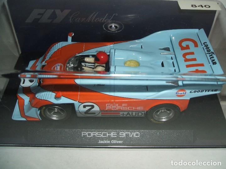 PORSCHE 917/10 DE FLY REF.-88103 (Juguetes - Slot Cars - Fly)