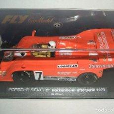 Slot Cars: PORSCHE 917/10 DE FLY REF.-88042. Lote 106997215