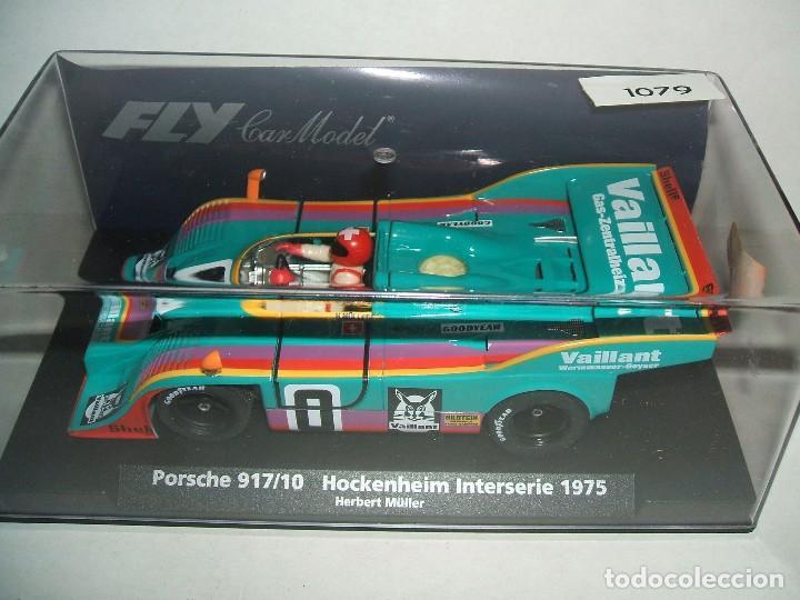 PORSCHE 917/10 DE FLY REF.-88149 (Juguetes - Slot Cars - Fly)