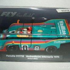 Slot Cars: PORSCHE 917/10 DE FLY REF.-88149. Lote 106997275