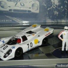 Slot Cars: PORSCHE 917 ALEX SOLER FLY/SCALEXTRIC NUEVO EN CAJA. Lote 107047679