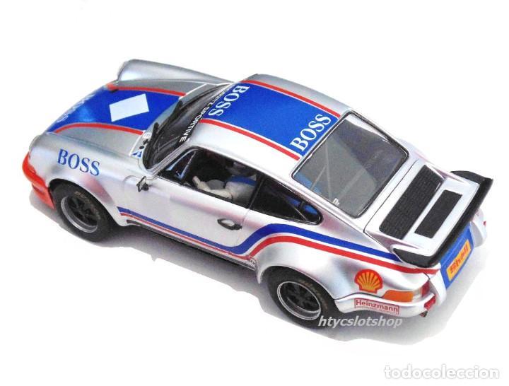 Slot Cars: SLOTWINGS PORSCHE 911 PORSCHE CLUB SINGAPORE BOSS MAX MORITZ W044-02SP - Foto 4 - 107260063