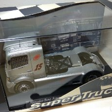 Slot Cars: FLY MERCEDES BENZ ATEGO JARAMA FIA ETRC 2000 REF. 08004. Lote 107479646