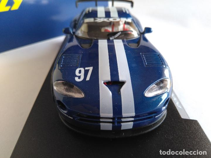 Slot Cars: FLY CAR MODEL DODGE VIPER GTS-R ,DAYTONA 96 REF A 2 , VÁLIDO SCALEXTRIC - Foto 4 - 110084235