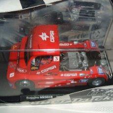 Slot Cars: CAMIÓN BUGGYRA ANTONIO ALBACETE DE FLY REF.-08030. Lote 117047683